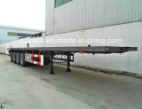 Semi-reboque de contentores duráveis e populares de 40 pés