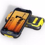 5-Inch PDA industriel tenu dans la main androïde avec NFC, 2D scanner de code barres