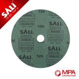 金属および木のための中国の製造の専門の円形の紙やすりで磨くディスク