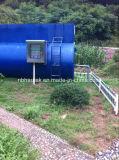 Les eaux usées recycler l'eau appareil avec 5000litre/jour