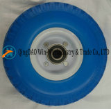 Roda da espuma do plutônio para o carro do carrinho de mão de Ggarden (3.00-4/300-4)