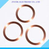 La bobine solaire d'inducteur d'oscillation d'IDENTIFICATION RF a émaillé la bobine de cuivre