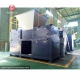 플라스틱에 의하여 길쌈되는 부대, 엄청나게 큰 부대, 톤 부대 슈레더 또는 슈레더 기계