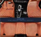 GS 350 LexusのためのXPE材料が付いている2014年車の床のマット5Dの革