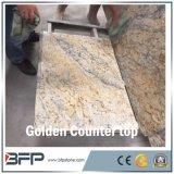 Comptoirs et taillés de cuisine en granit doré Kithen Hot Sale pour cuisine