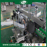 Máquina de etiquetas adesiva lateral dobro automática de P&M para frascos