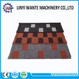 La Chine des matériaux de construction en aluminium résistant à la chaleur de bardeaux de la tuile de toit