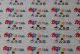 Impresión del traspaso térmico, escrituras de la etiqueta baratas del cuello de Tagless de la impresión de la pantalla del precio