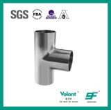 T uguale saldato sanitario standard dell'acciaio inossidabile (SF1000009)