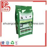 La bolsa de plástico de empaquetado modificada para requisitos particulares del fertilizante de la industria de la agricultura de la marca de fábrica