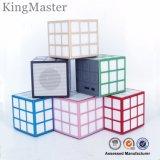 カスタマイズされた携帯用無線魔方陣の立方体の小型スピーカー