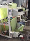 Automático de carga y apilamiento Kraft rollo de papel máquina de corte (DC-HQ1300)