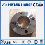 Enxerto de JIS na tubulação de aço inoxidável Flange16K 50A SUS316L da soldadura (PY0052)