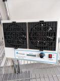 Ventilatore di aria di ionizzazione antistatico portatile industriale del ventilatore di aria di eliminazione statica