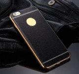 プラスiPhone 7のための2016年のOEM TPUの電気めっきの電話箱