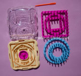 Customized Plastic Injection DIY Circulaire Loom Knitting Tools
