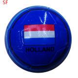 Formato all'ingrosso 5 del PVC un gioco del calcio di 4 3 sport di calcio