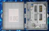 48 núcleos de terminales de fibra óptica FTTH Caja de distribución del proyecto