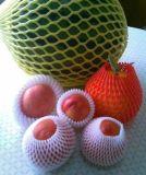 Fomed netas de fruta de plástico que hace la máquina