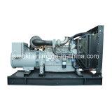 generatore di potenza di motore diesel di 50Hz 64kw/80kVA con il motore 1104D-E44tag1 della Perkins