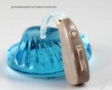 再充電可能な補聴器力のBteマイクロUSB充満インターフェイス