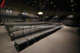사용하는 사용된 극장 금속 의자 교회 가구를 겹쳐 쌓이기