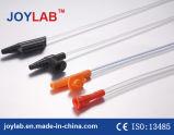 Ce&ISO는 많은 색깔에 의하여 봉쇄된 PVC 흡입 카테테르를 승인했다