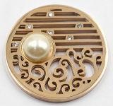 Плита монетки нержавеющей стали высокого качества 316L с перлой