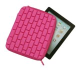 Embossing Sublimation Waterproof 3mm Neoprene Laptop Sleeve / Bag