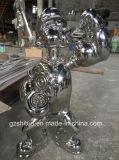 ステンレス鋼PopeyeのMetalworkは、めっきすることができる。 金属製品の庭の彫刻文化および芸術の彫刻の専門の生産。 それはカスタマイズすることができる