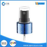 24/410 Pulverizador Névoa de alumínio de embalagens de cosméticos