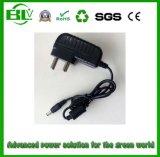 Applications quotidiennes de bureau de bloc d'alimentation de la commutation 4.2V1a pour que la batterie du lithium Battery/Li-ion actionne l'adaptateur