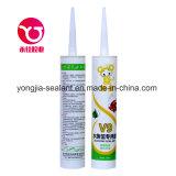 Adhésif professionnel de puate d'étanchéité de silicones pour l'aquarium (YH-V9)