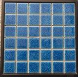 Плитка горячего сбывания голубая керамическая