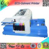 A4 Petite machine à encre à solvants Eco Machine Mini imprimante à plat pour téléphone Étui Stylo USB Machine d'impression