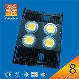 600W 12kg Gewicht-im Freienlicht LED mit hohem Mast Pole