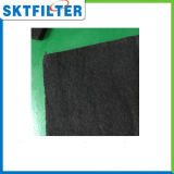 Corpi filtranti non tessuti attivati del carbonio