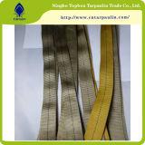 Тесемки полиэфира/смешали ленту сплетенную тесемками для Striped одеждой оптовой продажи тесемки