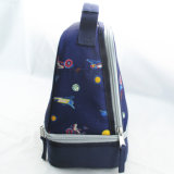 Jung Space Ship Print Lunch Box