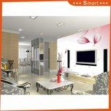 Le vendite calde hanno personalizzato la pittura a olio di disegno del fiore per la decorazione domestica (modello no.: HX-5-046)
