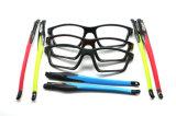 Vetri ottici dei nuovi di disegno blocchi per grafici quadrati popolari degli occhiali Tr90