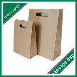 Aufbereitete Brown-Paket-Papiertüten