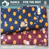Tessuto del popeline dello Spandex del cotone con stampato per la camicia