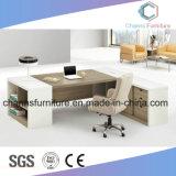 Muebles contemporáneos L escritorio de oficina del vector del ordenador de la dimensión de una variable