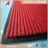 Резервное копирование Установите противоскользящие двойной полоса из ПВХ напольный коврик для коридора