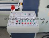 Máquina que lamina del vacío, máquina que lamina del polímero doble de la localización