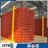 Economizzatore industriale del tubo alettato della componente H della caldaia per la caldaia a vapore