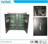 En el exterior del módulo de pantalla LED de 32x16cm P10 en la pantalla LED de movimiento al aire libre