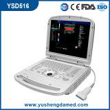 Varredor do ultra-som de Doppler da cor do portátil 3D/4D de Digitas do equipamento médico do Ce