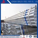 Tubo d'acciaio galvanizzato trasmissione ambientale